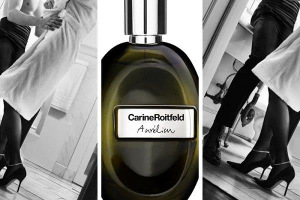 © Carine Roitfeld Parfums AURÉLIEN - verheißungsvoller Sommerflirt mit Orangenblüten und Myrrhe