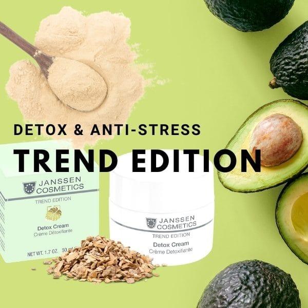 © JANSSEN COSMETICS Trend Edition Detox Cream