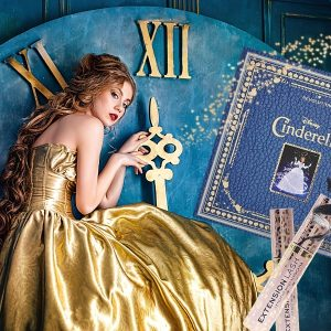 © REVOLUTION London - Limited Edition Disney Cinderella Highlighter & Pro Extension Mascara