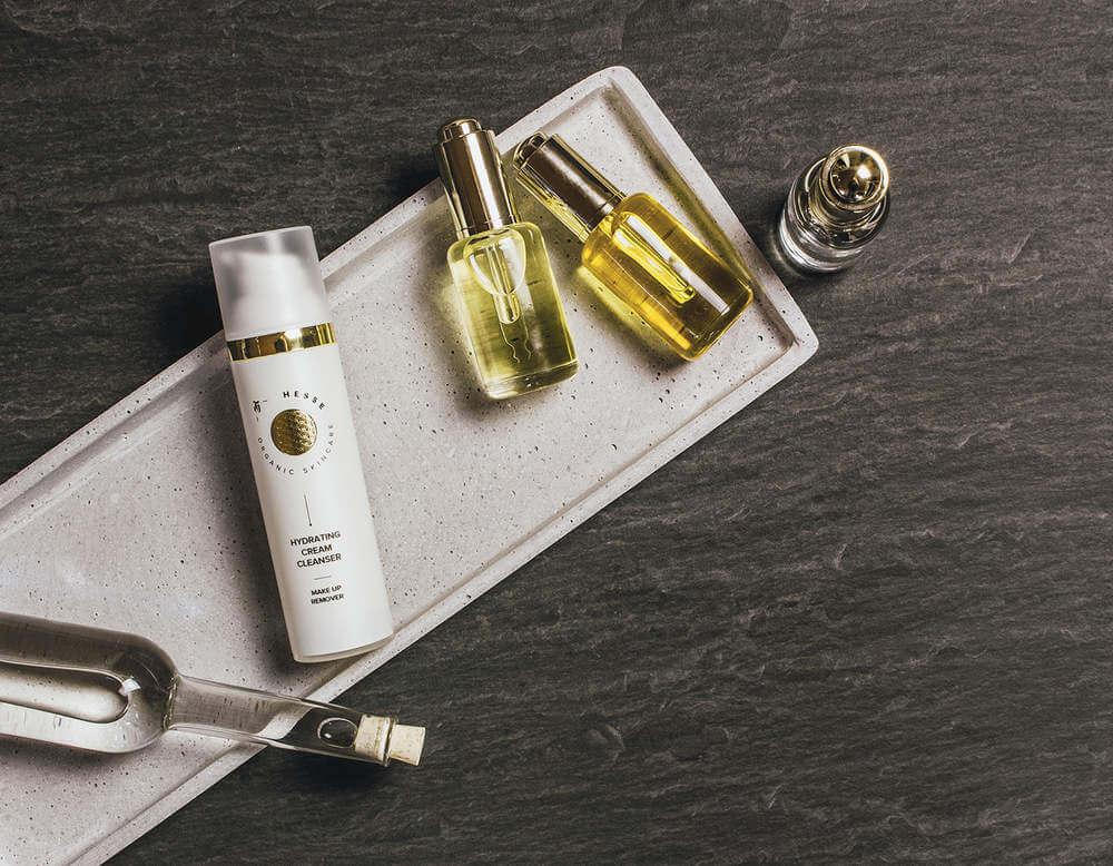 © HESSE Organic Skincare - Demeter-zertifizierter Bio-Naturluxus