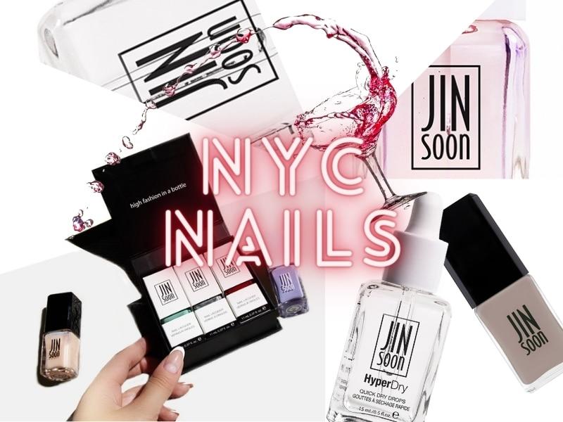JINsoon Nail Lacquer – Manhattan-Style in koreanischer Manikürpräzision