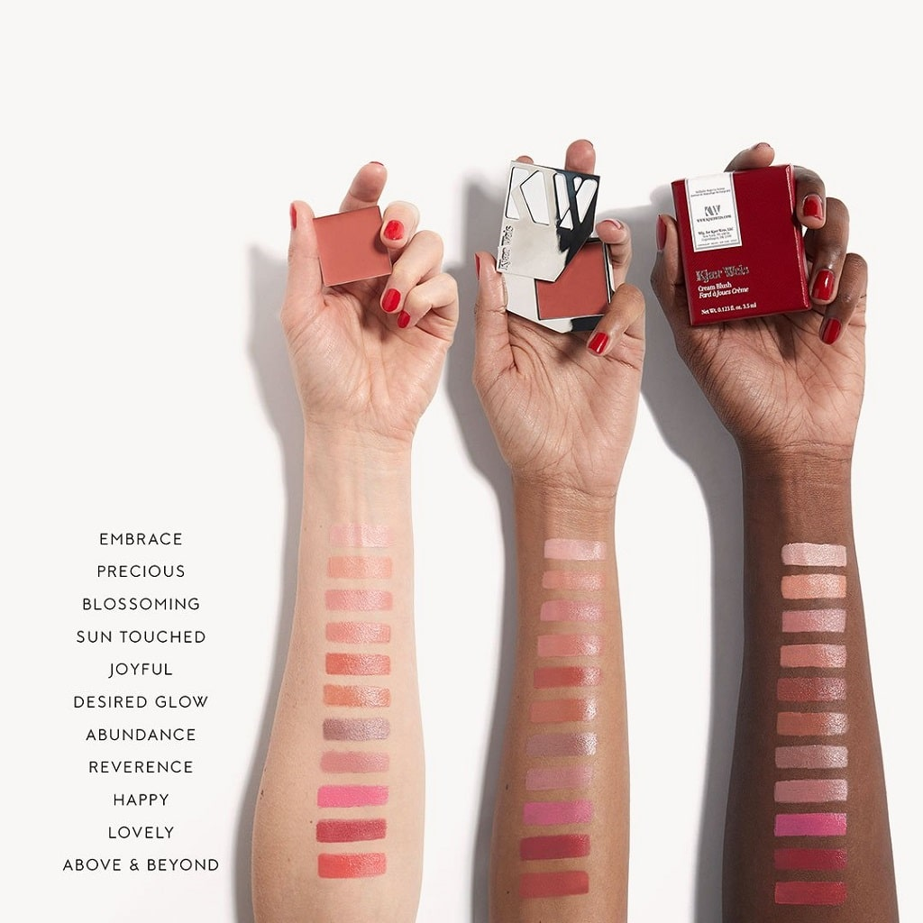 © Kjaer Weis NYC Red Edition - Colour-Design trifft auf Bio-Luxus