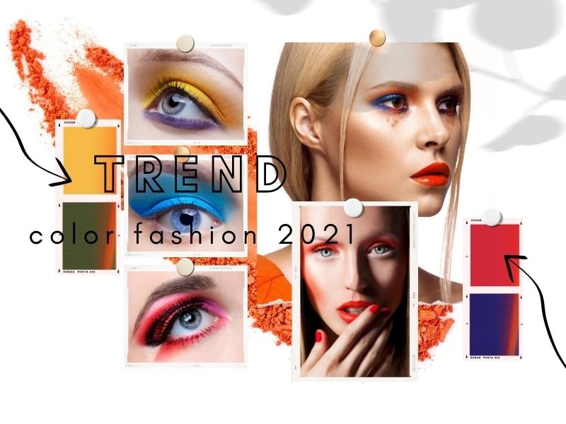 Loni Baur im Style-Smalltalk: Die 5 ultimativen Make-up-Trends 2021