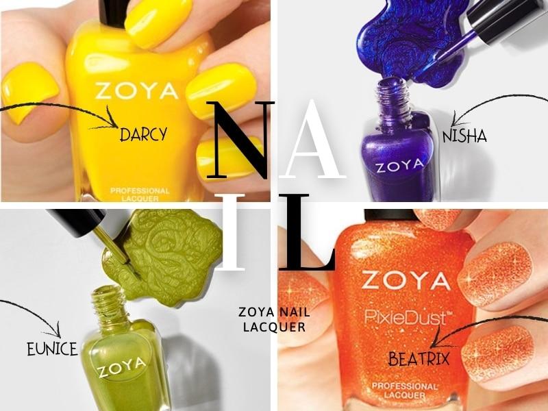 © ZOYA Nail Lacquer - Colour-Inspiration in exzellenter Farbbrillanz