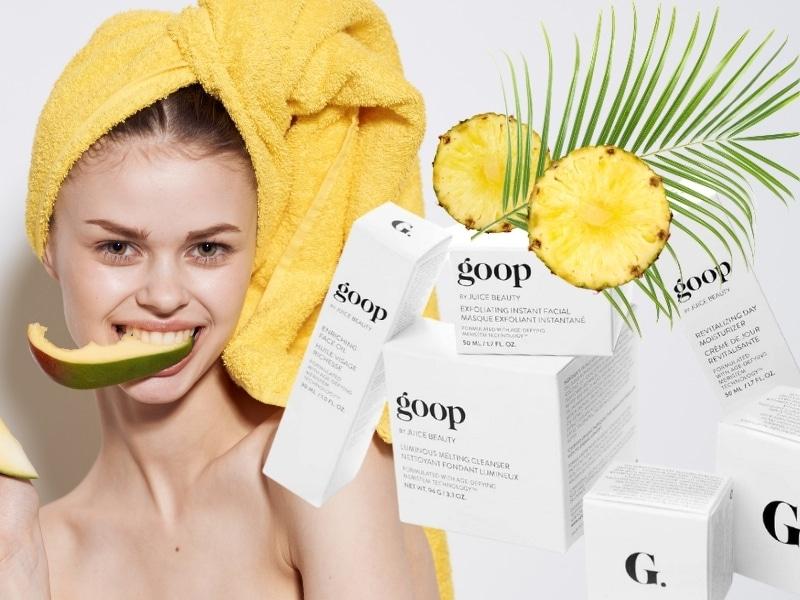 goop by JUICE BEAUTY – Premium-Standard in cleaner Hautpflege