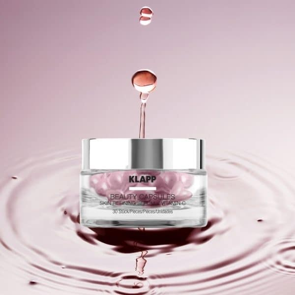 © KLAPP Cosmetics Beauty Capsules mit Vitamin C