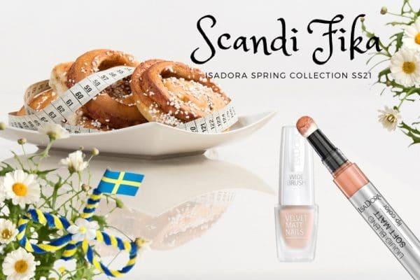 © IsaDora Spring Collection SS21 - dekorative Versuchung mit karamellzarten Naturals