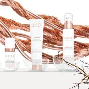 © ananné premium natural skin care - exklusive Naturfülle in Schweizer Hautpräzision