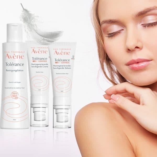 © Eau Thermale Avène Tolérance Control für allergische Haut