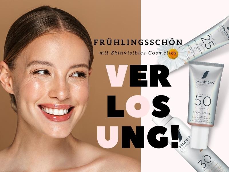 Unsere April-Verlosung: Frühlingsschön mit Skinvisibles!