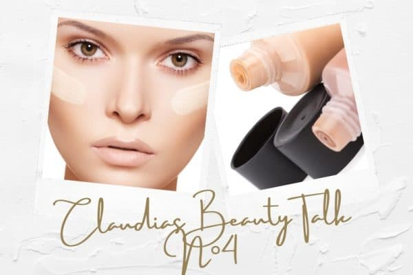 "Special-Thema Colour Correcting in ""Claudias Beauty-Talk N°4"""