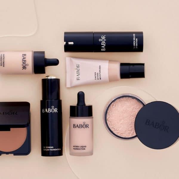 © BABOR Make-up-Relaunch zum 65. Firmenjubiläum