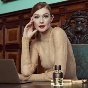 © BIRKHOLZ Berlin Woody Collection LADY CANNABIS - Eleganz und Provokation mit Akkorden von Cannabis, Osmanthus und Neroli-Tee