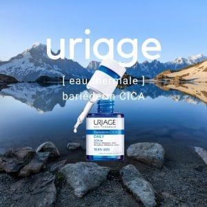 © URIAGE Bariéderm CICA Daily - Soforthilfe für gestresste und gereizte Haut mit Thermal-Biotic-Komplex