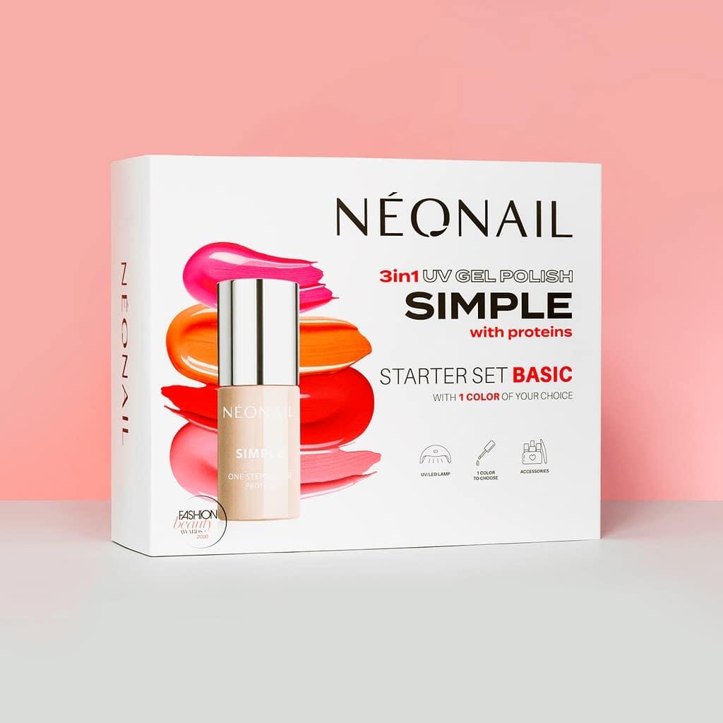 © NEONAIL Simple XPress UV Starter Set