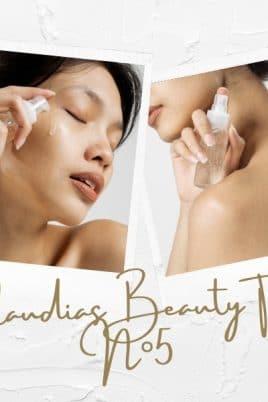"""Special-Thema Glow Sprays in """"Claudias Beauty-Talk N°5"""""""