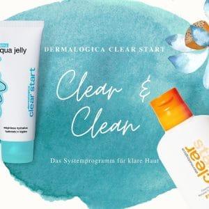 © Dermalogica Clear Start - essentielles Wirkstoff-ABC für unreine jugendliche Haut