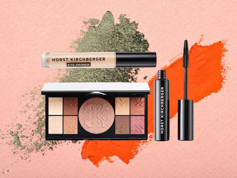 © HORST KIRCHBERGER make-up für Eye-Maquillage mit Strahlkraft