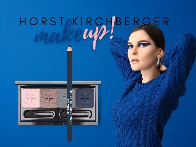 HORST KIRCHBERGER make-up – Highclass-Service in linearer Farbsymmetrie