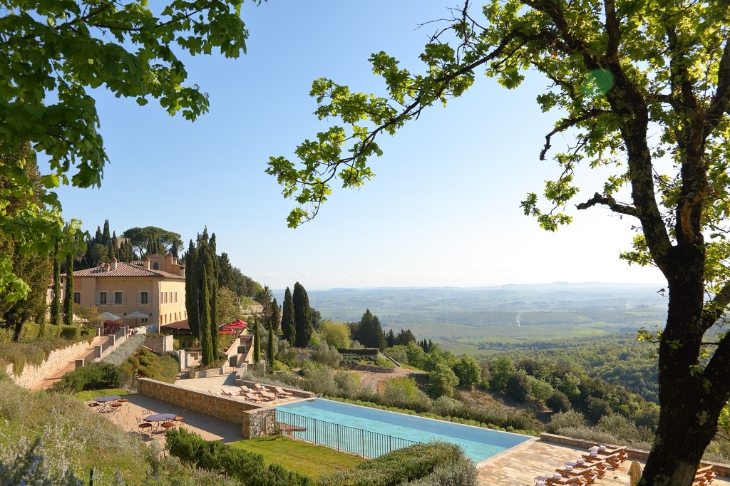 Rosewood Castiglion del Bosco – Eine toskanische Spa-Romanze in Ockergelb und Olivgrün