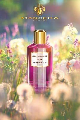 © MANCERA Paris JUICY FLOWERS - ein Sommergarten in den Farben des Regenbogens