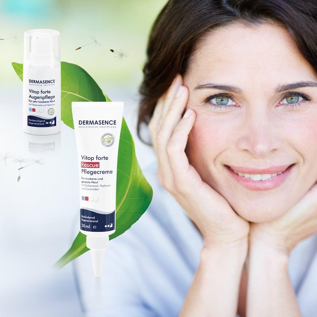 © DERMASENCE Vitop forte Spezialkosmetik für irritierte und sensible Haut