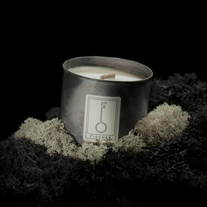 © FISCHER Perfumes Candle N°23