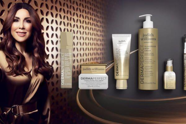 © Judith Williams Cosmetics DERMAPERFECT - neue Anti-Aging-Formeln für sauerstoffaktives 3D-Lifting