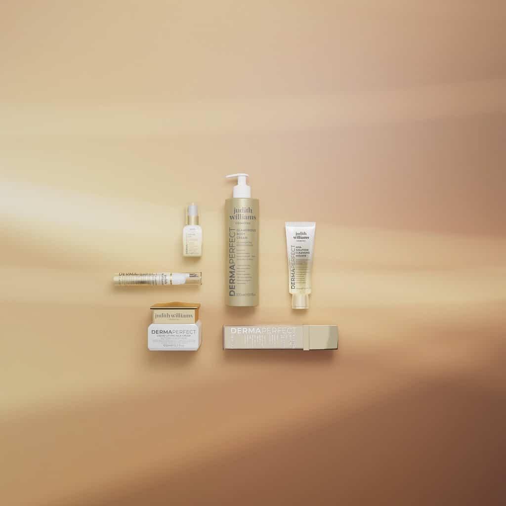 © Judith Williams Cosmetics DERMAPERFECT pro Volumenaufbau und Faltenglättung
