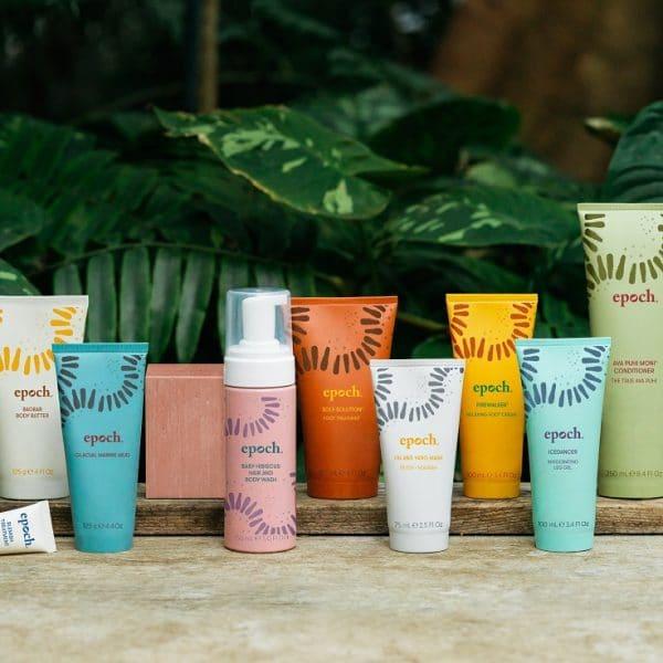 © Nu Skin EPOCH Body-Wellness im neuen Nachhaltigkeitsdesign