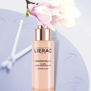 © Laboratoires LIERAC Arkéskin Inner & Outer-Pflegeprogramm für die Menopause