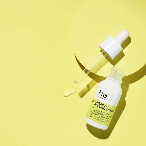 © Nø Cosmetics Chemical Peeling Serum AHA & PHA