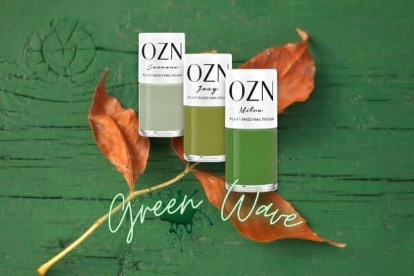 © OZN Green Wave Collection mit Mitra, Josy und Susanne