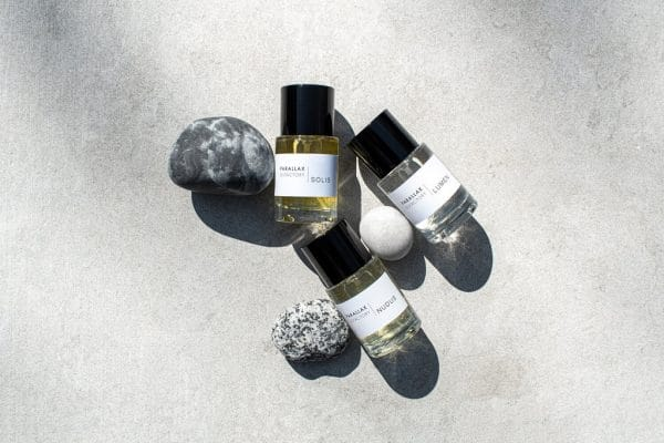 © PARALLAX OLFACTORY - cleane kalifornische Artistic Fragrances aus der Capsule Parfumerie