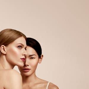 © BABOR Trendcolours FW21 - schimmernde Eleganz und Pureness im Softfokus