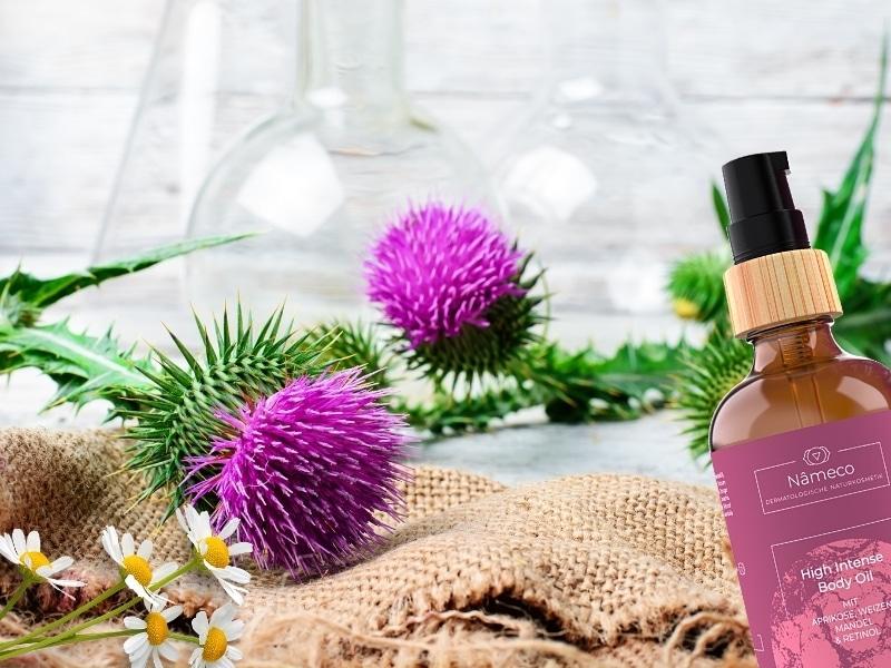 © Nâmeco Cosmetics High Intense Body Oil mit nativen Ölen und Retinol