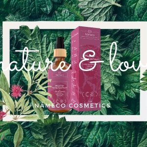 © Nâmeco Cosmetics - hautgesunde Nährstoffe in nachfüllbarer Eco-Dermokosmetik