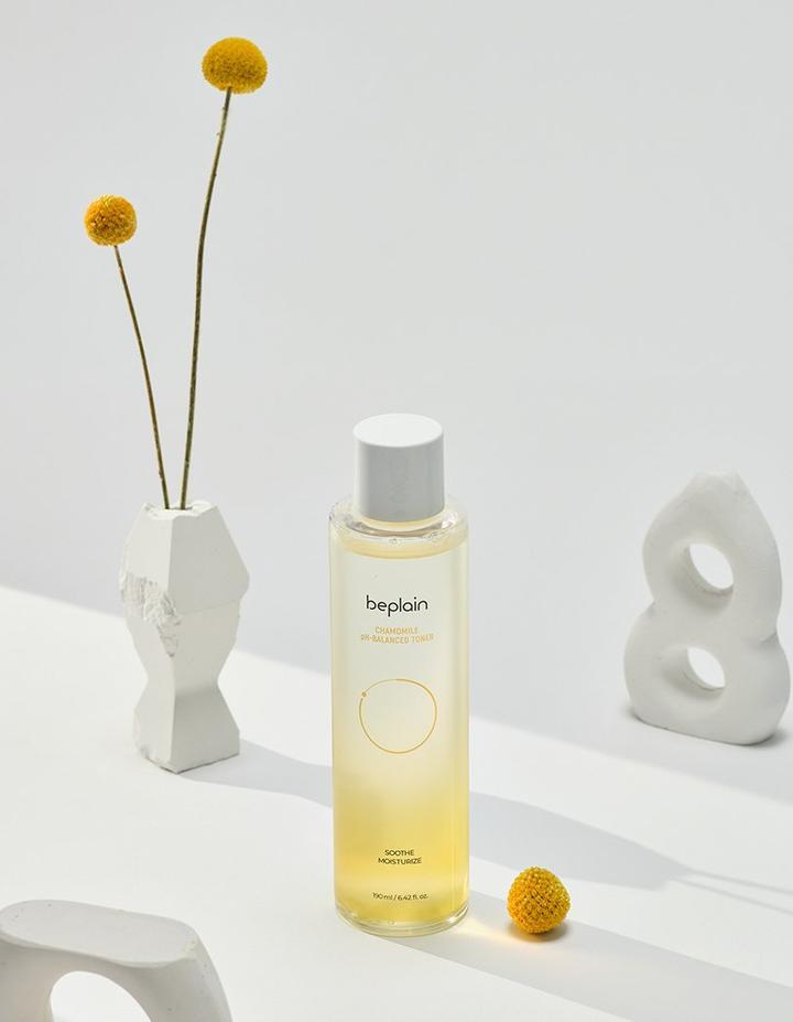 © beplain Chamomile pH-Balanced Toner mit konzentrierter Kamillenkraft