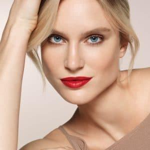 © arabesque My Make-up Colors Markenrelaunch mit Kampagnenmodel Kim Hnizdo
